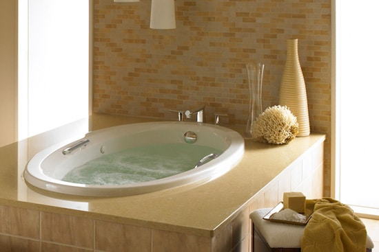 Bathtub Surrounds   Stone Tub Surrounds - StoneTrends