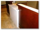 reception countertop by cambria