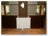 reception countertop